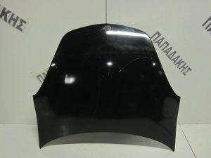 Smart Roadster 2003-2006 καπό εμπρος μαύρο