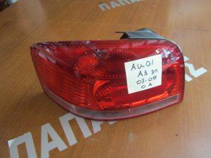 Audi A3 2003-2008 πίσω αριστερό φανάρι 3θυρο