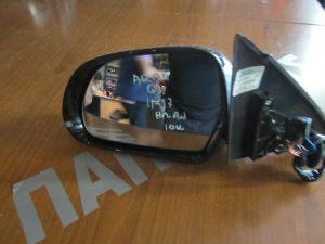 Audi Q3 2011-2017 αριστερός ηλεκτρικά ανακλινόμενος καθρέπτης μαύρος