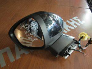 Citroen DS4 2011-2017 αριστερός ηλεκτρικά ανακλινόμενος καθρέπτης μαύρος φως ασφαλείας