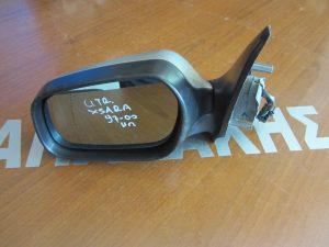 Citroen Xsara 1997-2000 αριστερός ηλεκτρικός καθρέπτης ασημί