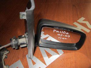 Fiat Panda 2003-2009 δεξιός καθρεπτης μηχανικός άβαφος