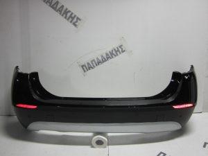 Bmw X1 E84 2009-2013 προφυλακτήρας πίσω μαύρος αισθητήρες