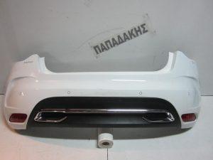 Citroen DS4 2011-2017 προφυλακτήρας πίσω άσπρος με αισθητήρες
