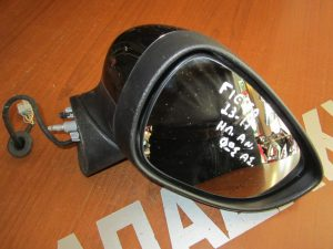 Ford Fiesta 2013-2017 καθρέπτης δεξιός ηλεκτρικά ανακλινόμενος μαύρος φως ασφαλείας