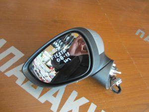 Ford Fiesta 2008-2013 καθρέπτης αριστερός ηλεκτρικός ασημί