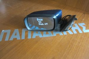 Bmw S3 E46 SDN 1999-2005 ηλεκτρικός καθρέπτης αριστερός μπλε σκούρο