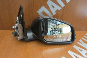 Bmw X1 E84 2013-2015 ηλεκτρικά ανακλινόμενος καθρέπτης δεξιός μολυβί υδραργυρικό τζάμι