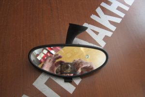 Smart ForTwo w450 1998-2007 καθρέπτης εσωτερικός