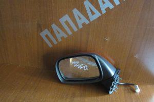 Opel Agila 1999-2008 ηλεκτρικός καθρέπτης αριστερός κόκκινος