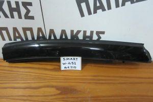 Smart ForTwo w451 2007-2014 κολόνα ουρανού Cabrio δεξιά μαύρη