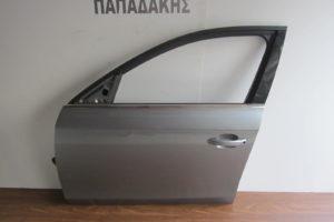 Audi A4 2008-2015 πόρτα εμπρός αριστερή ασημί