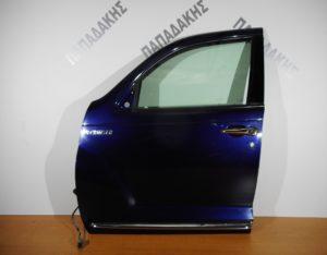 Chrysler PT Cruiser 2001-2010 πόρτα εμπρός αριστερή μπλε
