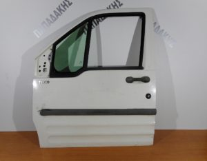 Ford Transit Connect 2003-2010 πόρτα εμπρός αριστερή άσπρη