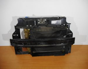 Lancia Ypsilon 2011-2017 μετώπη με ψυγεία κομπλέ και τραβέρσα