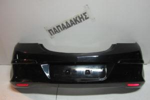 Opel Astra H GTC 2004-2009 προφυλακτήρας πίσω μαύρος