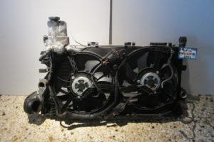 Opel Insignia Diesel 2008-2013 σετ ψυγείων: ψυγείο νερού- ψυγείο A/C- intercooler- βεντιλατέρ διπλό