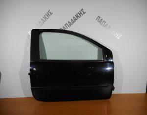 Renault Twingo 2007-2014 πόρτα δεξιά δίπορτη μαύρη