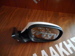 Bmw Series 3 E92/E93 Coupe/Cabrio 2011-2013 καθρέπτης δεξιός ηλεκτρικά ανακλινόμενος 3 ακίδες,φις μαύρο άσπρος