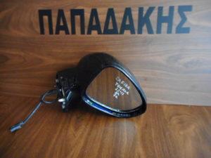 Opel Zafira Tourer 2012-2017 καθρέπτης δεξιός ηλεκτρικός ανακλινόμενος 7 καλώδια μαύρος