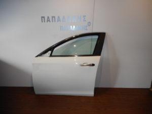 Alfa Romeo Giulietta 2010-2018 πόρτα εμπρός αριστερή άσπρη