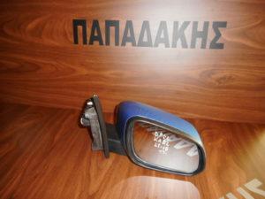 Opel Karl 2015-2018 ηλεκτρικός καθρέπτης δεξιός μπλε