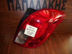 Opel Mokka 2013-2016 φανάρι πίσω δεξί