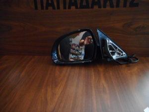Audi A3 2008-2012 5πορτο αριστερός καθρέπτης ηλεκτρικά ανακλινόμενος μπλε σκούρο 10 καλώδια