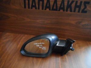Opel Insignia 2008-2017 αριστερός καθρέπτης ηλεκτρικά ανακλινόμενος μολυβί 9 ακίδες