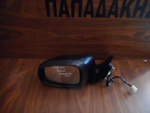 Suzuki Swift 2006-2011 αριστερός καθρέπτης ηλεκτρικός μαύρος