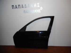 Bmw E90 Series 3 2005-2012 εμπρός αριστερή πόρτα μαύρη