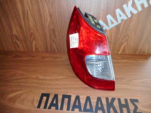 Renault Scenic 2006-2009 πίσω αριστερό φανάρι LED