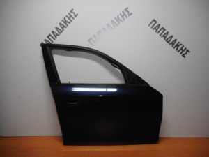 Bmw S1 E87 2004-2011 πόρτα εμπρός δεξιά μπλε σκούρο