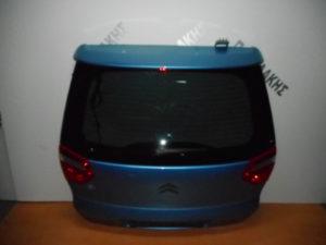 Citroen C4 Picasso 2007-2013 πόρτα οπίσθια μπλε ανοιχτό