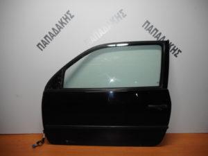 VW Lupo/Seat Arosa 1997-2005 πόρτα αριστερή δύθυρη μαύρη