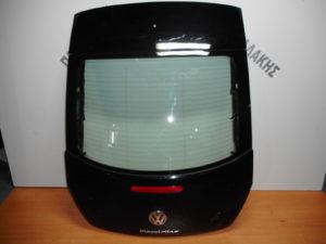 VW Beetle New 2011-2016 οπίσθια πόρτα 3η/5η (πορτ-μπαγκάζ) μαύρη