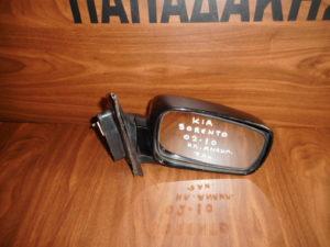 Kia Sorento 2002-2009 ηλεκτρικά ανακλινόμενος καθρέπτης δεξιός μαύρος 7 ακίδες