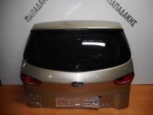 Subaru Tribeca 2008-2014 οπίσθια πόρτα 3/5η χρυσαφί (μπαγκάζ)