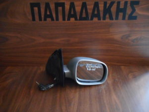 VW Lupo/Seat Arosa 1998-2005 μηχανικός καθρέπτης δεξιός ασημί