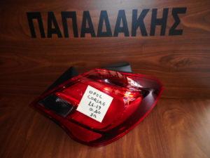 Opel Corsa E 2015-2019 φανάρι πίσω δεξιό 5θυρο