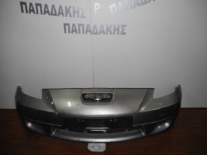 Toyota Celica 2000-2006 εμπρός προφυλακτήρας ασημί