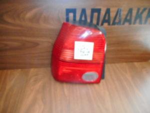 VW Lupo 1998-2005 φανάρι πίσω αριστερό κόκκινο