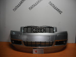Audi A3 2003-2005 εμπρός προφυλακτήρας ασημί