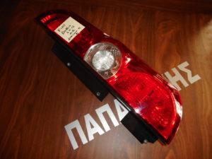 Fiat Doblo/Opel Combo 2010-2015 φανάρι πίσω δεξιό πόρτα δύφυλλη