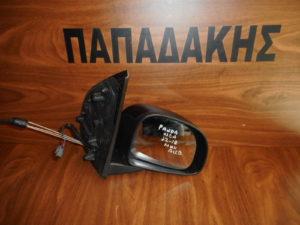 Fiat Panda New 2012-2018 μηχανικός καθρέπτης δεξιός μαύρος με αισθητήρα