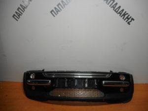 Mini Cooper R53 2001-2006 εμπρός προφυλακτήρας μαύρος