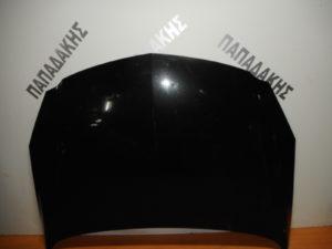 Opel Insignia 2008-2013 καπό εμπρός μαύρο
