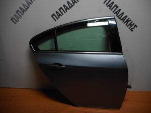 Opel Insignia 2008-2017 πόρτα πίσω δεξιά ασημί