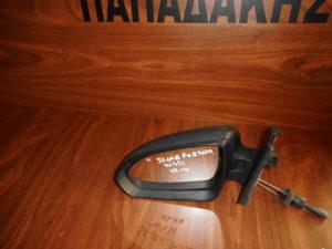 Smart ForTwo w451 2007-2014 μηχανικός καθρέπτης αριστερός άβαφος