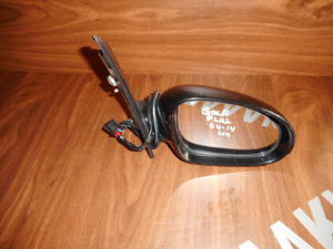 VW Golf Plus 2004-2014 ηλεκτρικός καθρέπτης δεξιός μαύρος